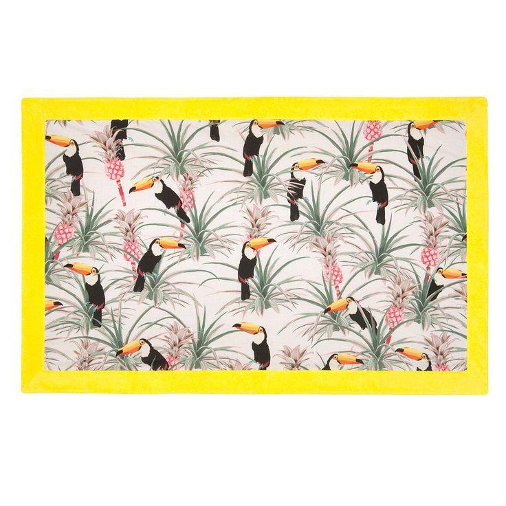 Pina Colada Yellow | Signature Beach Towel - Sun of a Beach