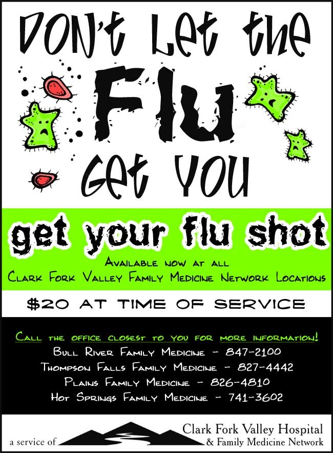 Flu Vaccine Flyers Free: 33 Best Medical & Health Care Marketing Images On