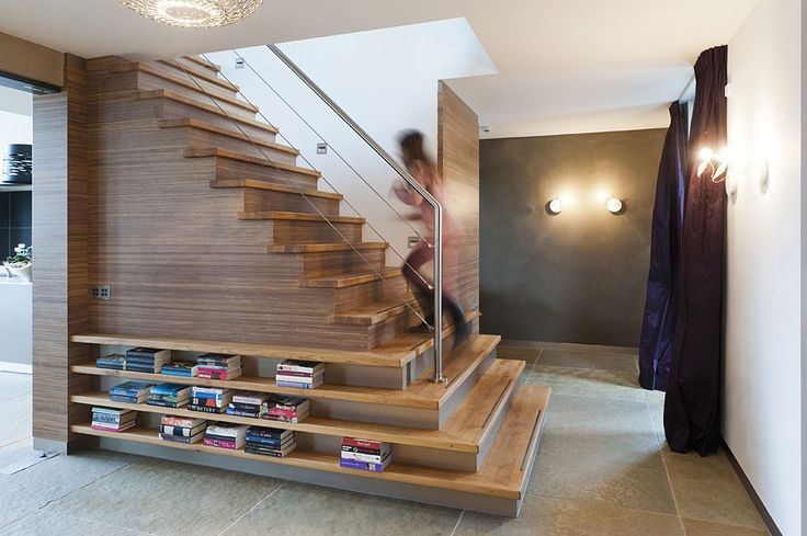 Les 551 meilleures images propos de d co sur pinterest industriel escaliers et chemin es - Idee deco muurtrap ...