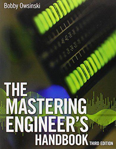 Download The Mastering Engineer's Handbook ebook free by Bobby Owsinski in pdf/epub/mobi