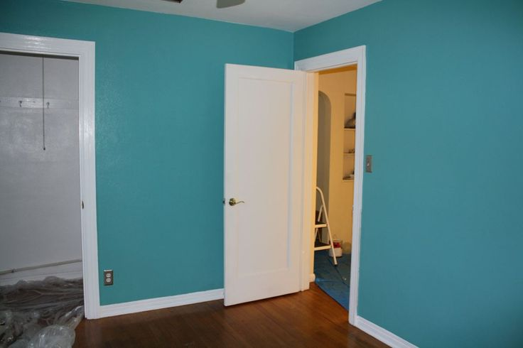 Behr Teal Zeal Emma Pinterest Colors Bathroom