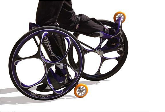 CHARIOT SKATES, thats intresting how much would it cost? US$4,250 !!! Really?