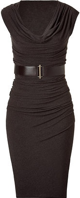 ShopStyle: DONNA KARAN Smoky Brown Belted Asymmetric DressKaran Smoky, Evening Dresses, Fashion, Belts Asymmetrical, Pretty Things, Brown Belts, Asymmetrical Dresses, Givenchy, Dreams Wardrobes
