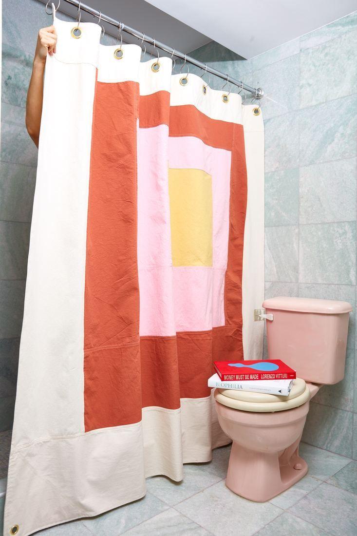 Marfa Shower Curtain Curtains Shower Curtain Marfa