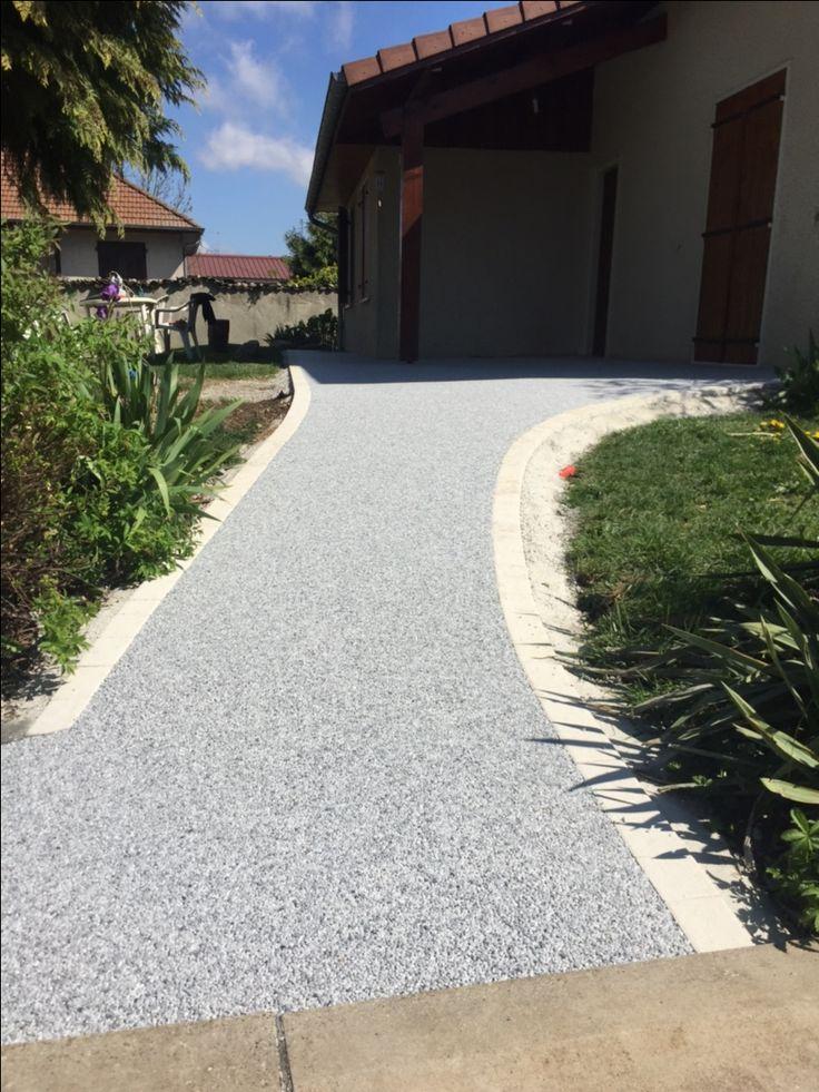 Les 25 meilleures id es concernant all e carrossable sur pinterest bordure de jardin beton - Construire une allee carrossable ...
