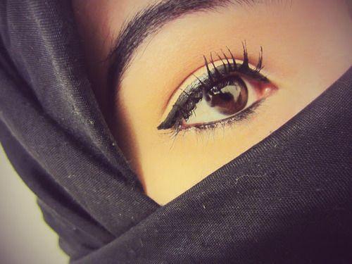 Eloquence Hijab   Hijabi Every Day Eye Makeup Routine!