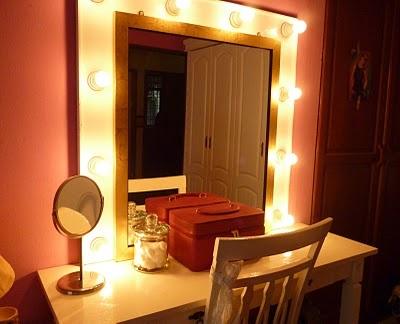 best lighting for makeup vanity. glam makeup vanity lighting so hollywood best for