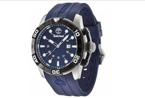 Relógio Timberland Arlington Bracelete Azul | 10ATM- Caixa de aço inoxidável- Mostrador Azul- Exibição da data- Diâmetro 48mm- Movimento de quartzo- Cristal mineral- Resistente à água até 10 ATM / 100 metros- Caixa de oferta, pode ser ligeiramente diferente da foto