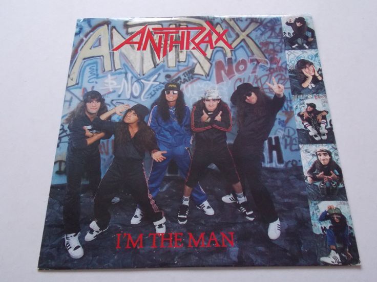 anthrax im the man single Shop i'm the man [vinyl] everyday low prices and free delivery on eligible orders.