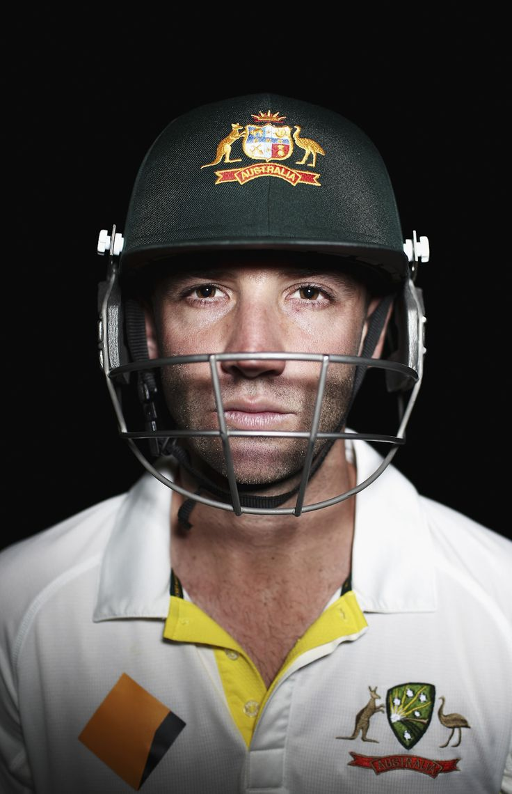 Phillip Hughes' career in pictures