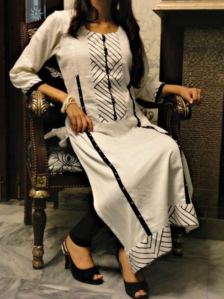 black net dress pakistani - Google Search