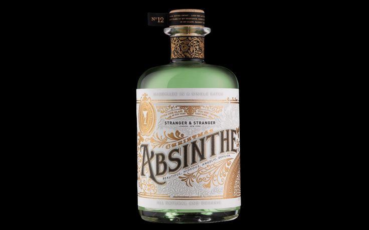 Absinthe No12 - Stranger & Stranger