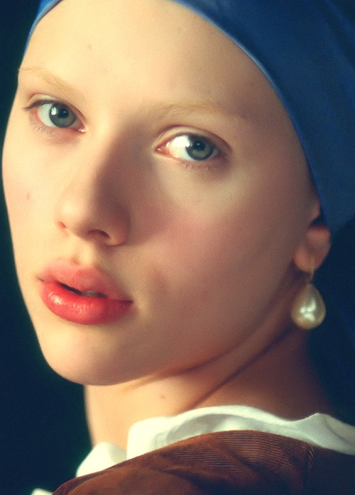 187 best The girl with a pearl earring images on Pinterest ...
