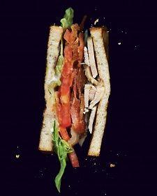Turkey BLT Sandwich - Martha Stewart Recipes