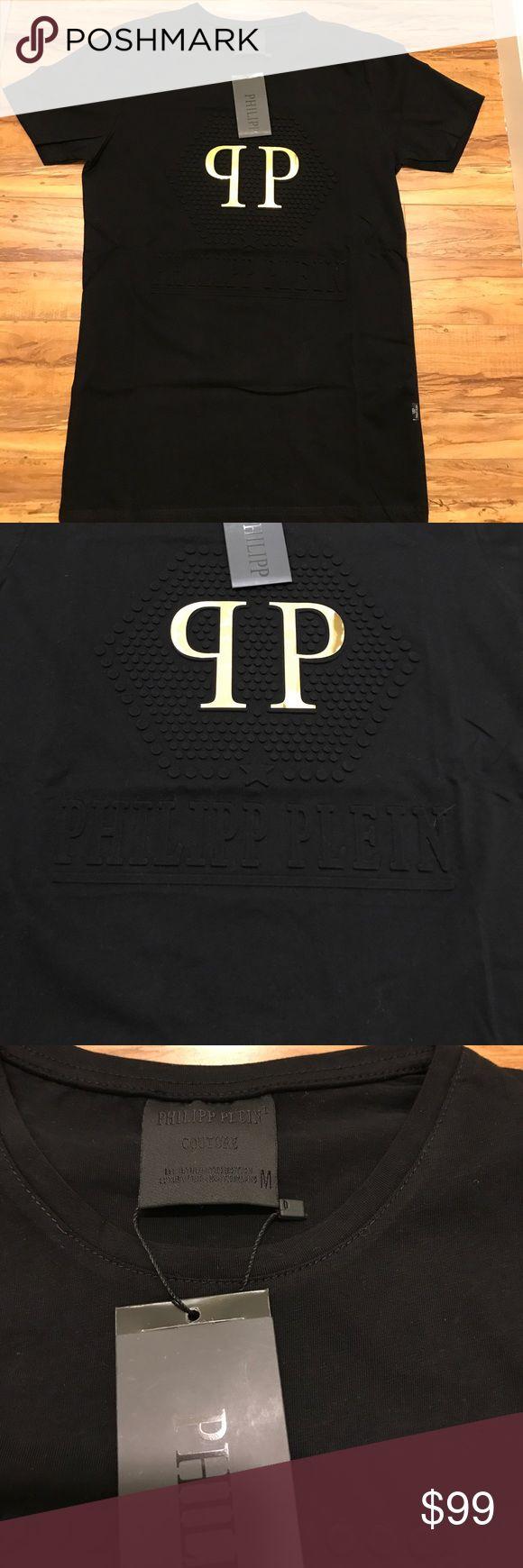 Philipp Plein T-Shirt Medium Size - Fast Shipping!! Philipp Plein Shirts Tees - Short Sleeve
