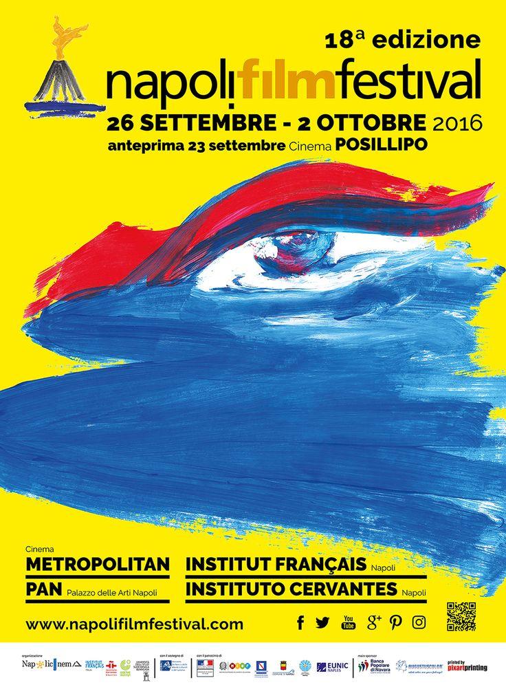 XVIII Edizione del #NapoliFilmFestival | #NFF  26 settembre // 2 ottobre 2016 | Cinema Metropolitan - PAN Palazzo delle Arti Napoli - Institut Français Napoli - Instituto Cervantes Napoli