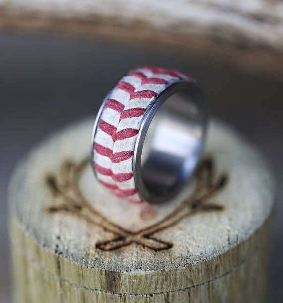 Hey, I found this really awesome Etsy listing at https://www.etsy.com/listing/526884027/mens-wedding-band-with-authentic-major