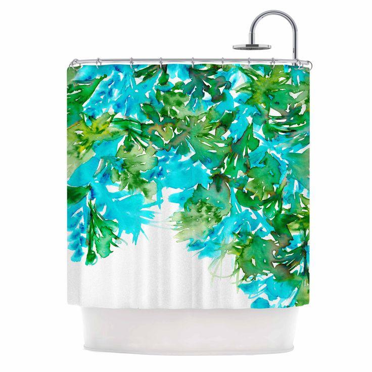 The 25 Best Green Shower Curtains Ideas On Pinterest