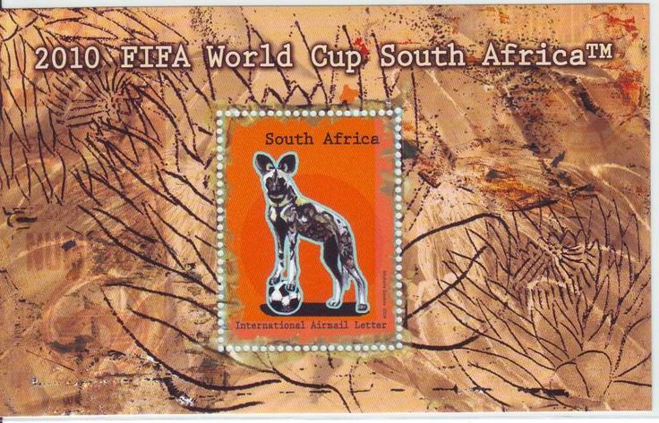 South Africa RSA 2006 Fifa Soccer World Cup South Africa 2010 MS  | eBay