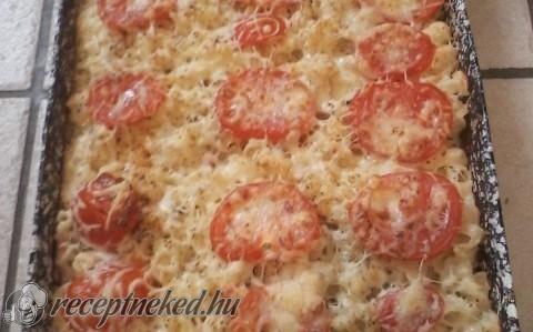 Cheddar sajtos makaróni