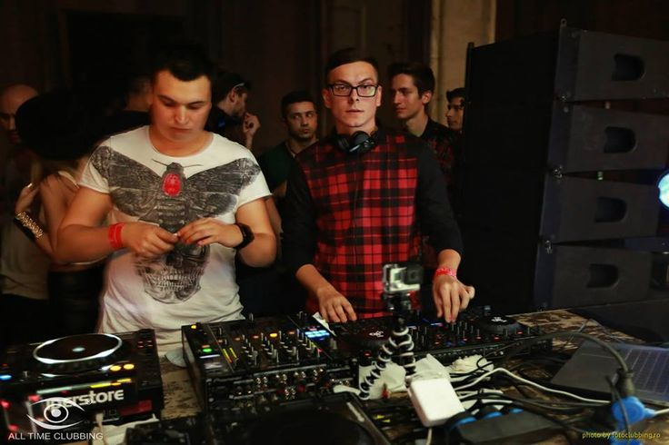 Luca M b2b Just2 - Casa Presei Libere - Bucharest