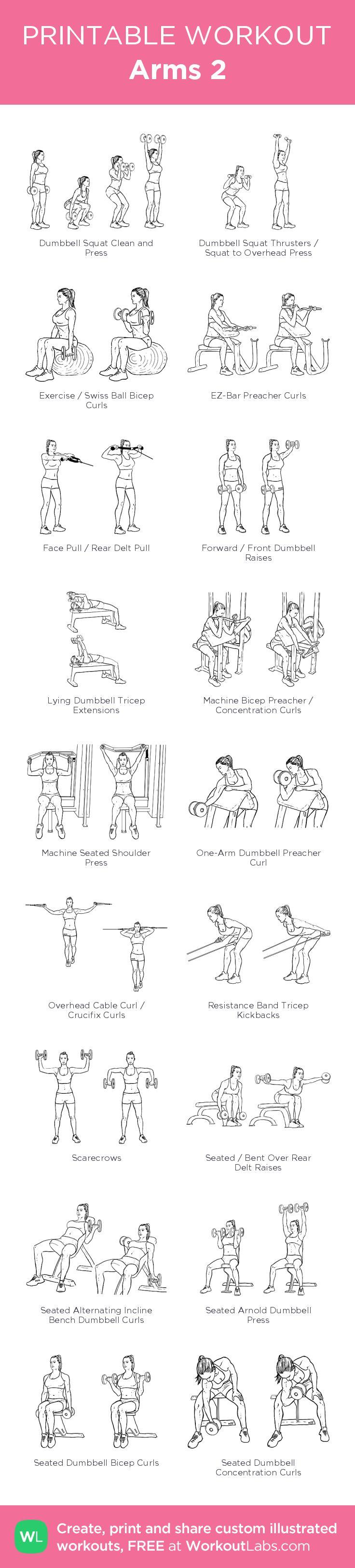 Arm Exercises 2