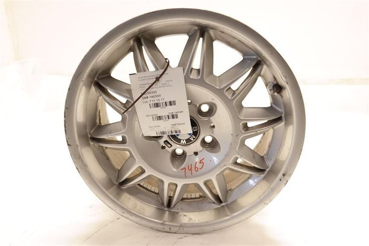 nice Great 17x7-1/2 10 Double Spoke Wheel Fits 1998 BMW M3 E36 2018 Check more at http://mycarboard.com/great-17x7-12-10-double-spoke-wheel-fits-1998-bmw-m3-e36-2018/
