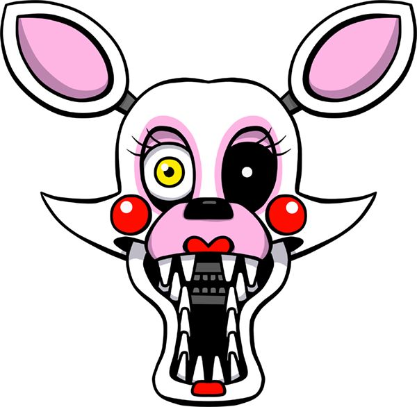 how to draw fnaf broken freddys hed
