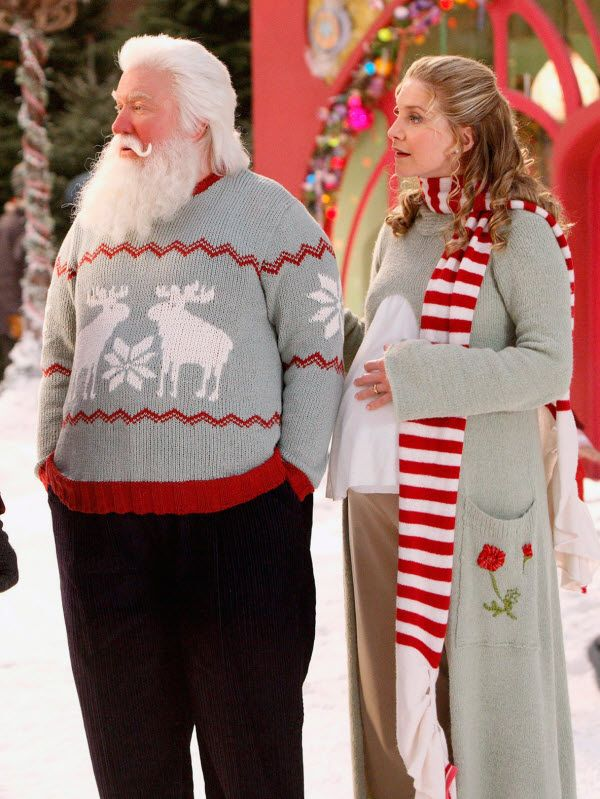 The Santa Clause 3: The Escape Claus: want to make the sweater!
