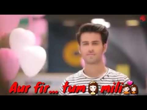 Tu aashiqui | song with dialogue | whatsapp status video love sad | colors tv | sanjit creations - YouTube