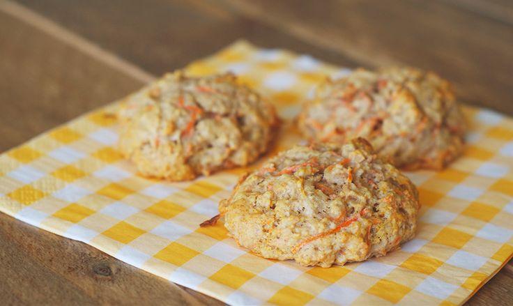 Carrot cake koekjes