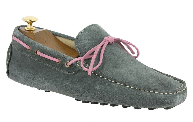 Center 51 vous présente le modèle  Mocassin souple Center 51 sidney daim gris à 69,00 €  retrouvez-le sur https://www.center51.com/fr/chaussures-ete-pour-homme/667-mocassin-souple-center-51-sidney-daim-gris.html