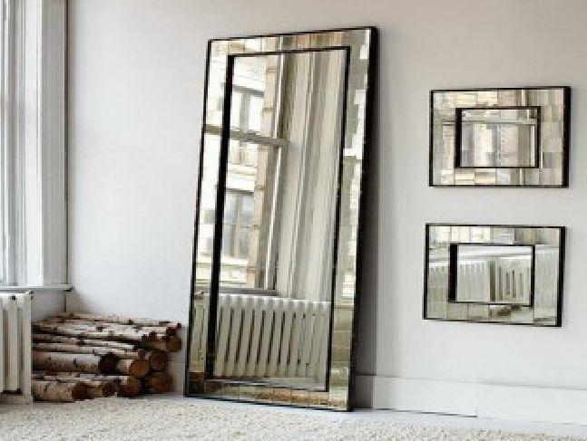 Silver Ikea Floor Mirrors With Firewood Floor Mirror