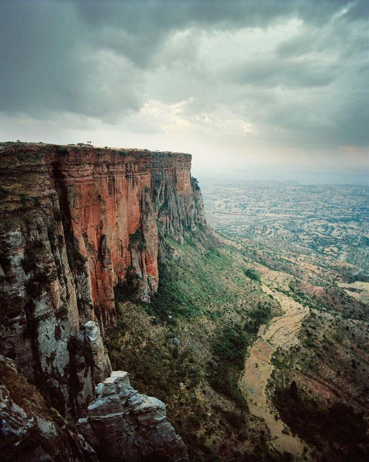 Africa Map Horn Of Africa%0A Looking out across the vast rugged expanse of Ethiopia u    s aweinspiring  Tigray region  Photo by Fr  d  ric Lagrange  Find this Pin and more on Horn  of Africa