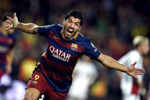 Manchester City Takkan Dapatkan Luis Suarez