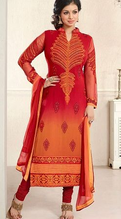 15 Latest and Simple Cotton Churidar Designs