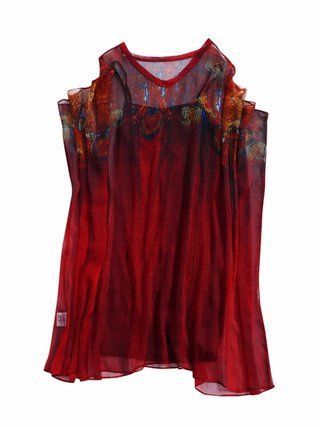 Plus Size Batwing Vintage Two Piece Midi Dress