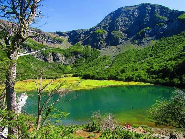 Laguna El Toro. Region del Bio Bio. Chile