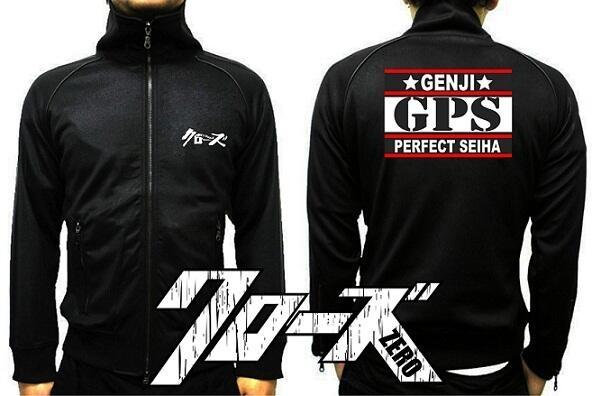Jaket CROWS ZERO GPS - Genji Perfect Seiha (GPS)