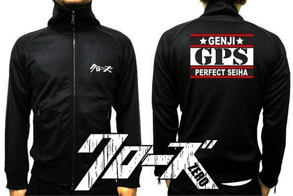 Jaket CROWS ZERO GPS - Genji Perfect Seiha (GPS)