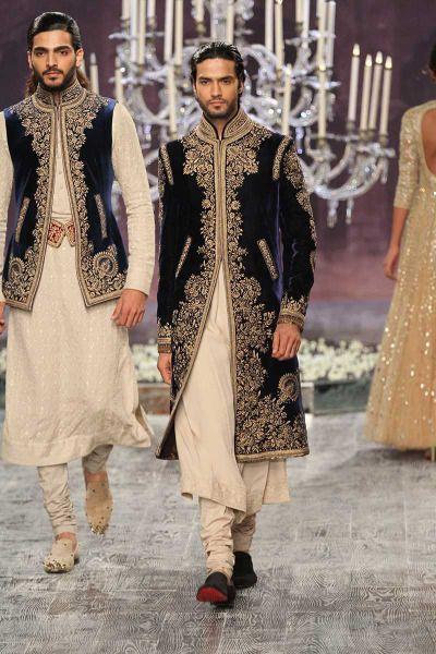 TARUN TAHILIANI 2016 couture collection INDIA COUTURE WEEK