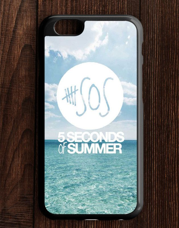 5 Second Of Summer Blue Sea iPhone 6 | 6S Case