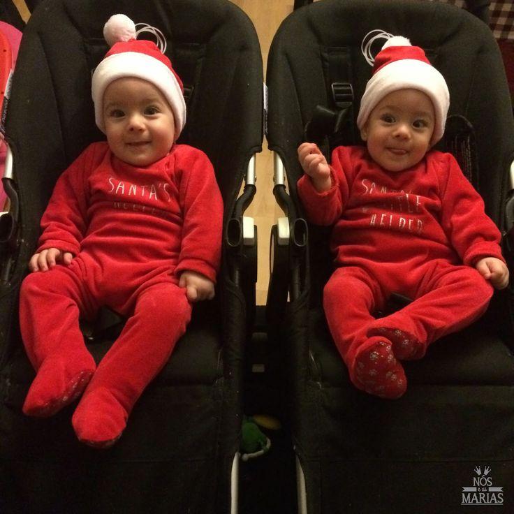 Nós e as Marias: O nosso primeiro Natal foi…