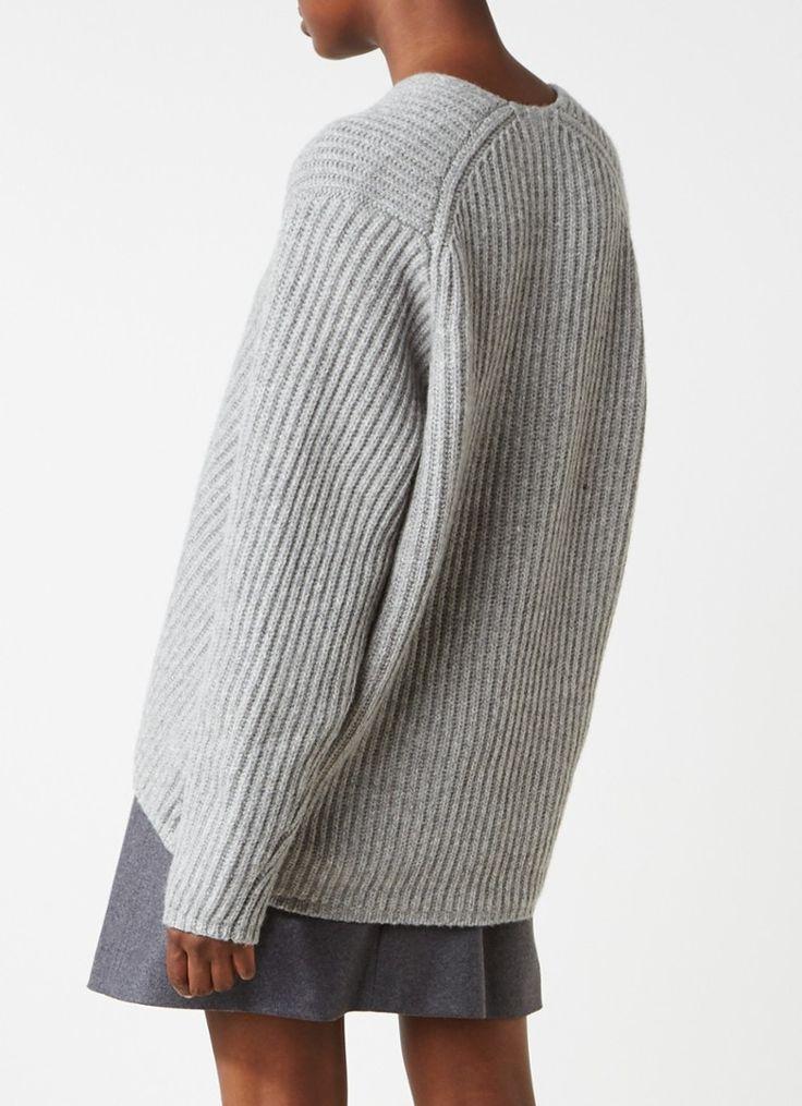 Op zoek naar Acne Studios Deborah ribgebreide trui van wol ? Ma t/m za voor 22.00 uur besteld, morgen in huis door PostNL.Gratis retourneren.