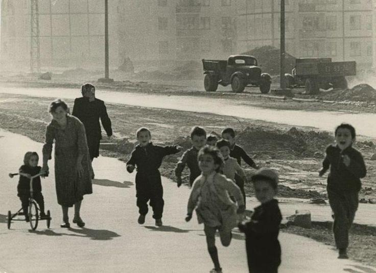 Дети на улице, 1966 - 1972, Узбекская ССР