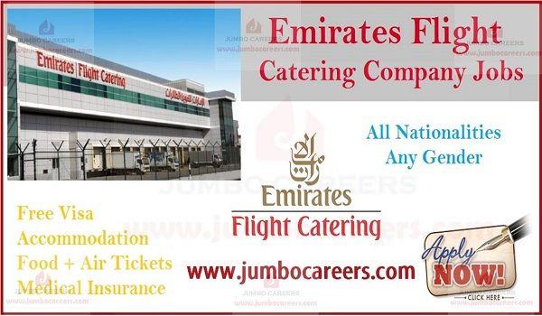 Emirates Flight Catering Ekfc Jobs Dubai Airport Emirates