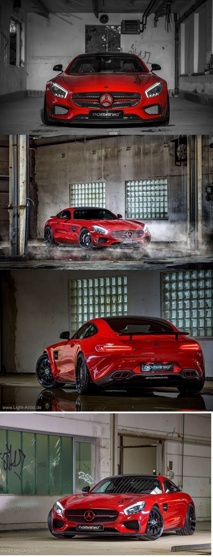 Mercedes AMG GT S by Domanig TuningCult.com Support For All Tuning Lovers. Come visit us and get all the latest Car news