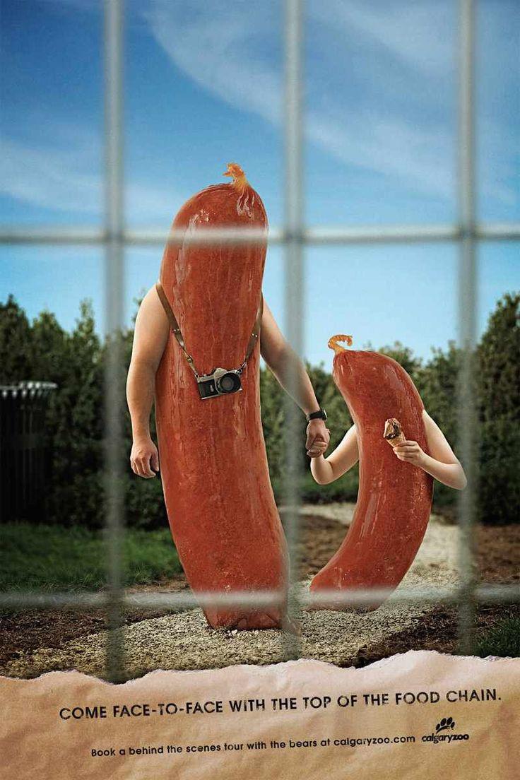 Calgary Zoo: Sausages