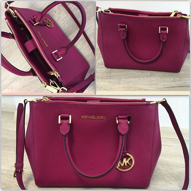 Michael Kors Handbags are classic and instantly recognizable.