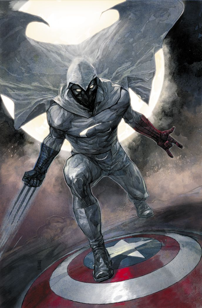 Moon Knight, by Alex Maleev